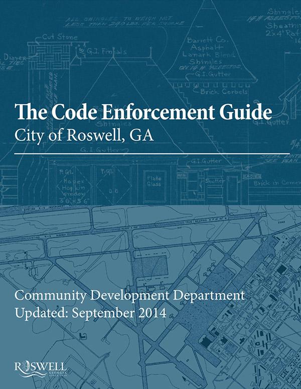 Code Enforcement Brochure